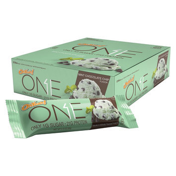 Iss Research Oh Yeah! One Protein Bars Mint Chocolate Chip 12 - 2.12 OZ Bars