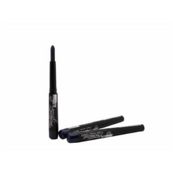 ETA Water Proof Eyeliner Smooth No Smudge Eye Pencil Malibu Glitz (Arctic Blue)