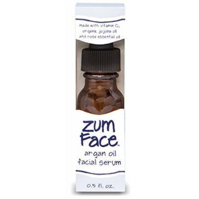 Indigo Wild Zum Argan Oil Facial Serum, 0.5 Fluid Ounce