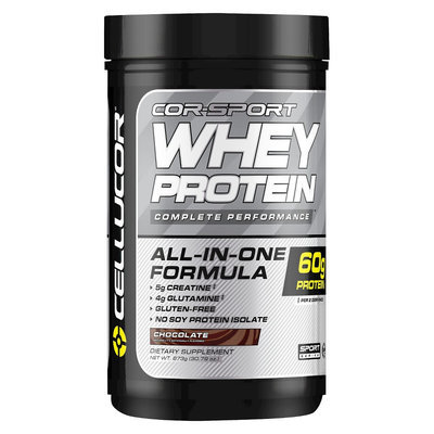 Cellucor Cor-Sport Whey Protein Powder - Chocolate