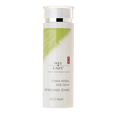 Wei East China Herbal Age Delay Refreshing Toner