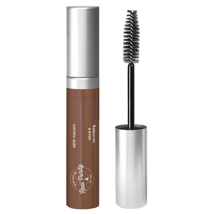 Real Purity Natural Mascara Sable Brown - 1.69 oz