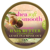OGX® Silicone Free Shea Soft & Smooth Creamy Hair Butter