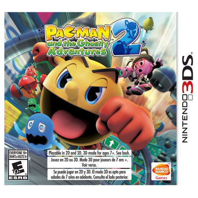 Namco Bandai Pac-Man Ghostly Adventure 2 (Nintendo 3DS) - Pre-Owned