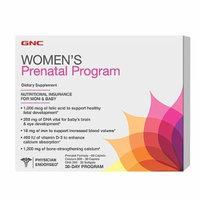 GNC Women's Prenatal Formula Collection (Prenatal Program - 30 Day Supply)