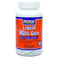 Liquid Multi Gels 180 Softgels, From NOW