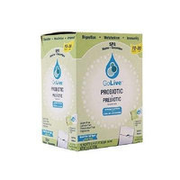 GoLive Probiotic & Prebiotic Drink Mix, Spa Melon Cucumber 10 ea