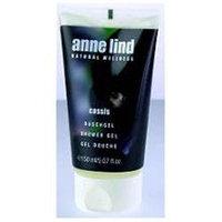 Borlind of Germany - Anne Lind Natural Wellness Shower Gel Cassis - 5.07 oz. CLEARANCE PRICED