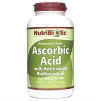 NutriBiotic Ascorbic Acid with Antioxidant Bioflavonoids - 16 oz