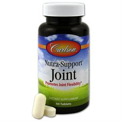 Carlson Labs - Nutra-Support Joint - 60 Tablets CLEARANCE PRICED
