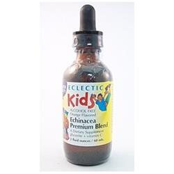 Eclectic Institute Echin Prem Blend Kids(Org) - 2 Ounces Liquid - Other Herbs