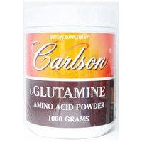 Carlson Laboratories L-Glutamine Powder, 1000 g, Carlson Labs