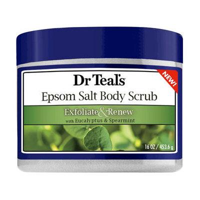 Dr Teal's Exfoliate & Renew Eucalyptus & Spearmint Epsom Salt Body Scrub