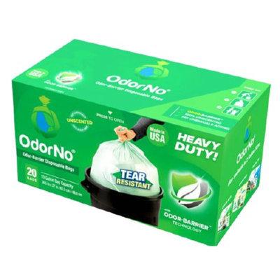 Veridian Healthcare Odor-No Odor-Barrier Disposable Bags, 13 Gallon, 20 ea