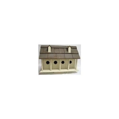 My Amish Goods Colonial Martin Bird House - S-Cmb - Bci