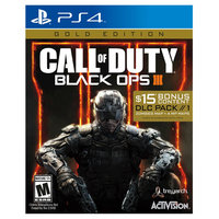 Activision Call Of Duty: Black Ops 3 Gold Edition Playstation 4 [PS4]