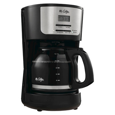 Mr. Coffee 12 Cup Programmable Coffee Maker - Black Bvmc-FLX23