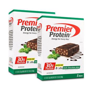 Premier Protein 30g Dark Chocolate Mint Protein Bars - 12 Count