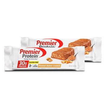 Premier Protein 30g Peanut Butter Crunch Protein Bars - 12 Count