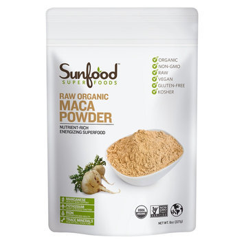 Sunfood Superfoods - Organic Maca Powder - 8 oz.