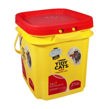 Purina Tidy Cats Odor Erasers Scoop for Multiple Cats 24/7 Performance Cat Litter