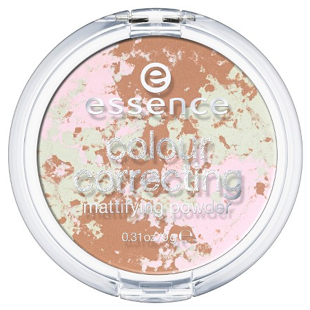 Essence Colour Correcting Mattifying Powder
