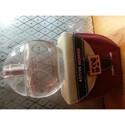 HOT Active Woman - Pour Femme Eau De Parfum (for Women) by Chris Adams Perfumes - Platinum Collection