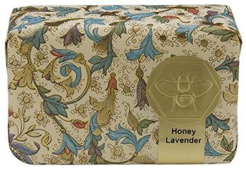 Honey House Naturals 3.5 oz Soap Honey Lavender Wrapped