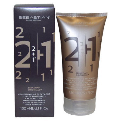 Sebastian 2 plus 1 Conditioning Treatment Unisex