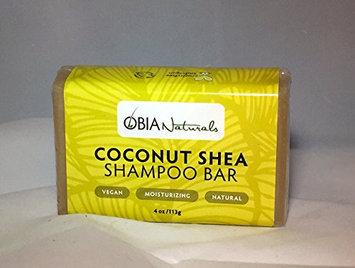 Coconut Shea Shampoo Bar