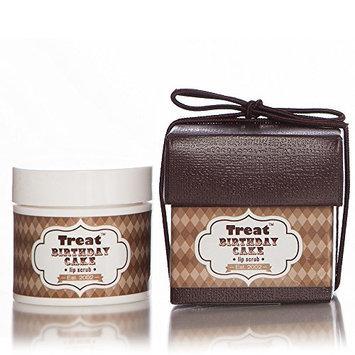 Treat Beauty Organic Lip Scrub with Coconut Oil