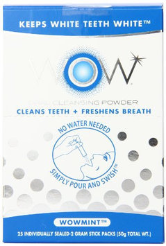Wow Oral Rinse Powder