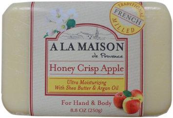 A La Maison Honey Crisp Apple Soap