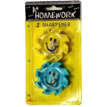 Ddi Pencil Sharpeners - Novelty - 2 pack(Case of 48)