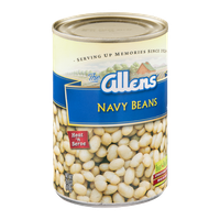 The Allens Navy Beans