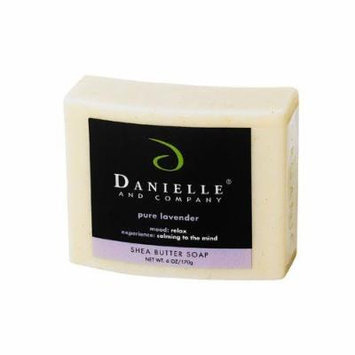 Danielle and Company Pure Lavender Organic Bar Soap