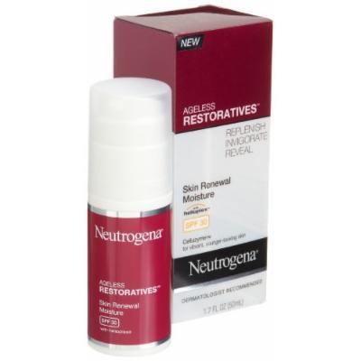 Neutrogena® Ageless Restoratives Skin Renewal Moisture, SPF 30