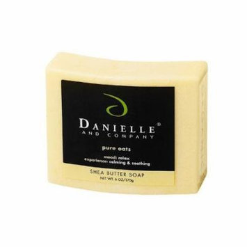 Danielle and Company Pure Oats Organic Bar Soap
