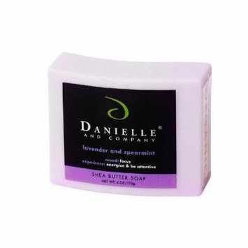 Danielle and Company Lavender & Spearmint Organic Bar Soap
