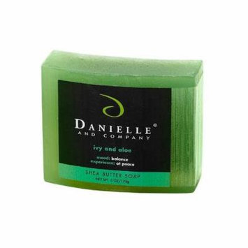 Danielle and Company Ivy & Aloe Organic Bar Soap