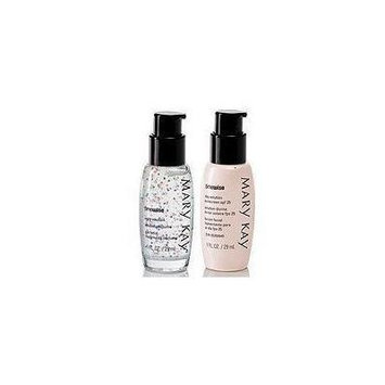 Mary Kay Timewise Age-fighting Day Solution Sunscreen SPF 35 Broad Spectrum & Night Solution Full Size Set