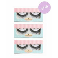 House of Lashes , Bombshell False Eyelashes 3 Combo Pack , Premium Quality False Eyelashes for a Great Value, Cruelty Free , Eco Friendly