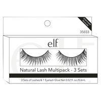 e.l.f. Cosmetics Natural Lash Multipack