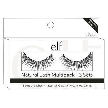 e.l.f. Cosmetics Natural Lash Multipack