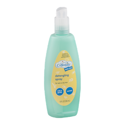 Cottontails Baby Care Detangling Spray Scented