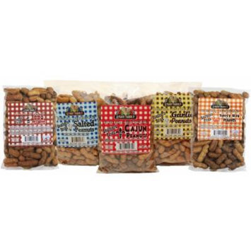 Peanut Trading Company Sampler Fried Peanuts 5 Count