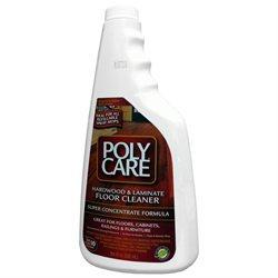 Absolute Coatings 70020 Wood Floor Cleaner Concentrate ~ 20 oz