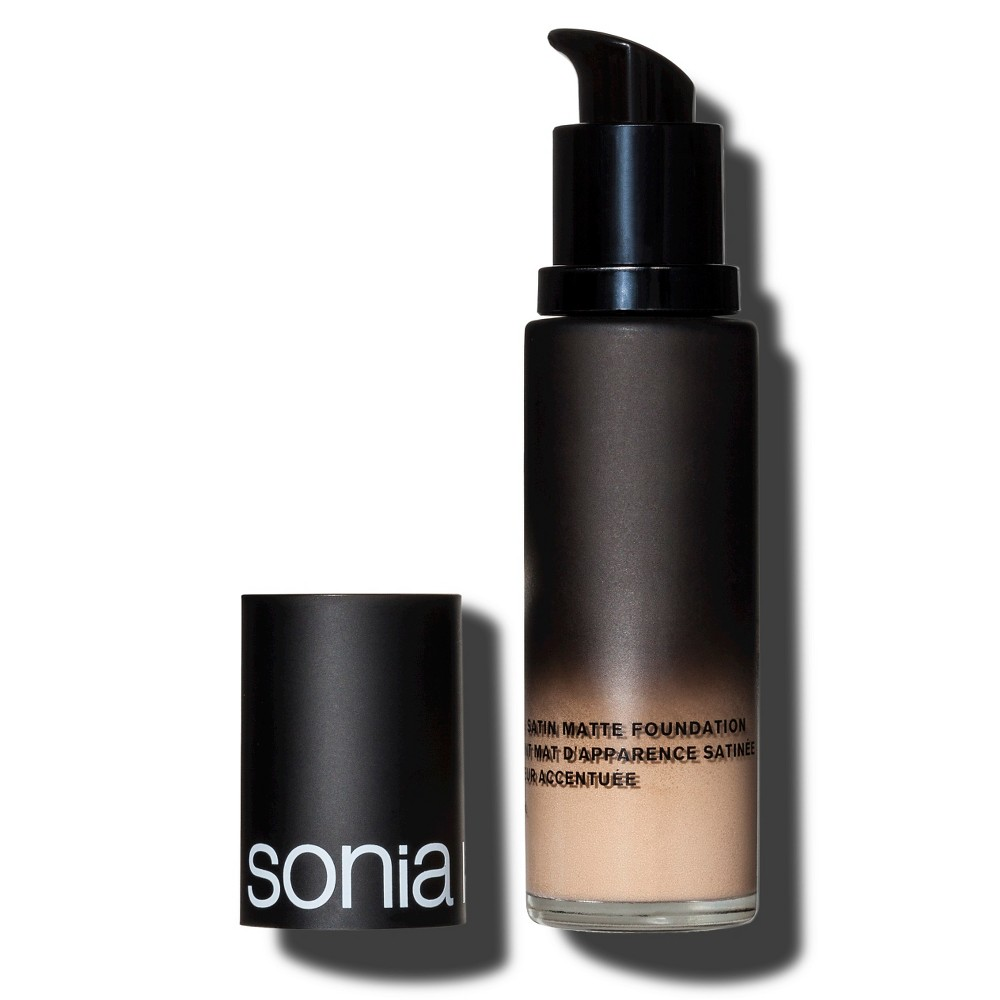 Sonia Kashuk Soft Focus Satin Matte Foundation Cream 3 1.1 Fl Oz