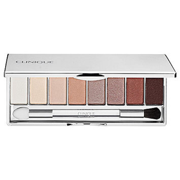 Clinique All About Shadow 8-Pan Palette - Exclusive Nudes Neutral Territory 2