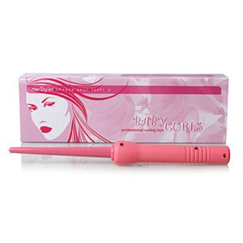HerStyler Baby Curl Tourmaline Curling Iron